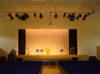 Curtains For Stages And Theatres